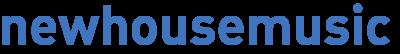 newhousemusic | multimedia | musikverlag Logo